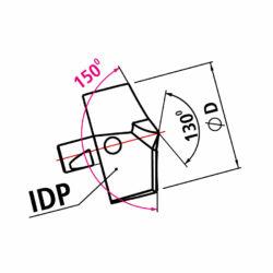 IDP 167 Y+ d=16