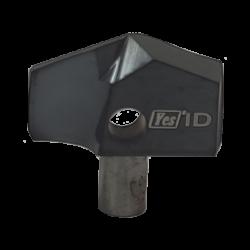 ID 258 TiAlN d=25,8 mm fúróhegy