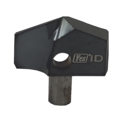 ID 456 TiAlN d=45,6 mm fúróhegy