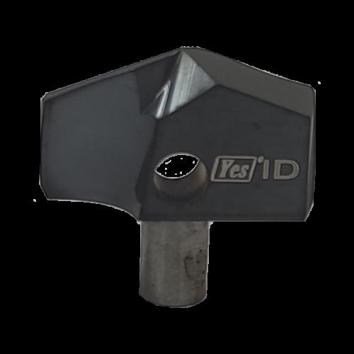 ID 098 TiAlN d=9,8 mm fúróhegy